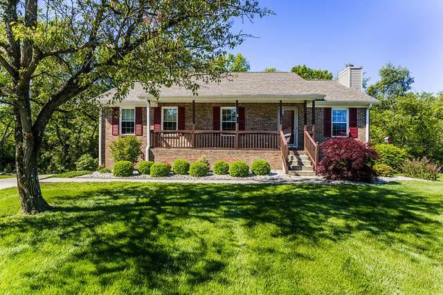 129 Walnut Ridge Court, Nicholasville, KY 40356 (MLS #20108915) :: Better Homes and Garden Cypress