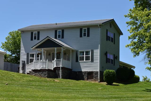 5885 Tyrone Pike, Versailles, KY 40383 (MLS #20108916) :: Better Homes and Garden Cypress