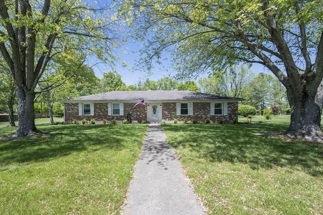 100 Donald Drive, Richmond, KY 40475 (MLS #20108972) :: Better Homes and Garden Cypress