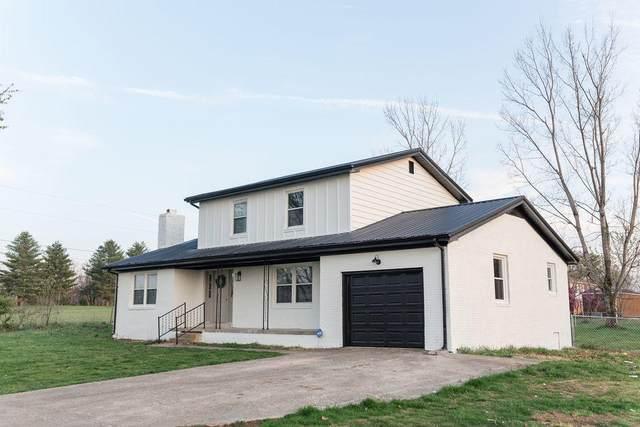 1505 Peggy Flats Road, Berea, KY 40403 (MLS #20108974) :: Robin Jones Group