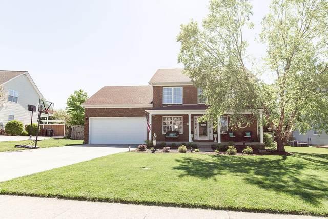 412 Juniper Drive, Nicholasville, KY 40356 (MLS #20108992) :: Better Homes and Garden Cypress