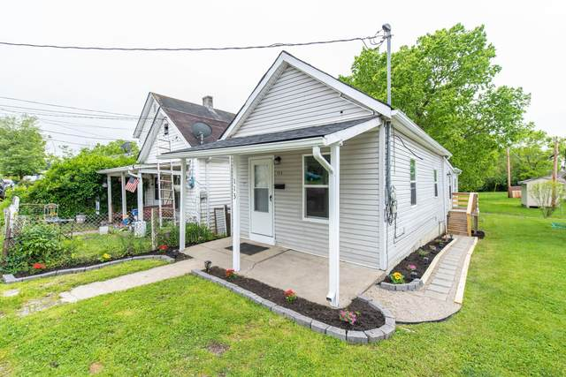 113 N Central Avenue, Nicholasville, KY 40356 (MLS #20109004) :: Better Homes and Garden Cypress