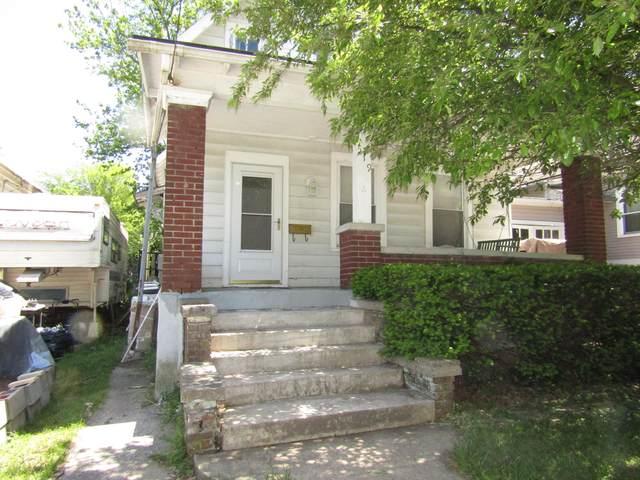 519 Logan Street, Frankfort, KY 40601 (MLS #20109028) :: Better Homes and Garden Cypress