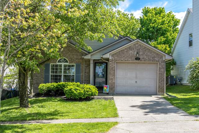 1201 Red Stone Drive, Lexington, KY 40509 (MLS #20109049) :: Nick Ratliff Realty Team