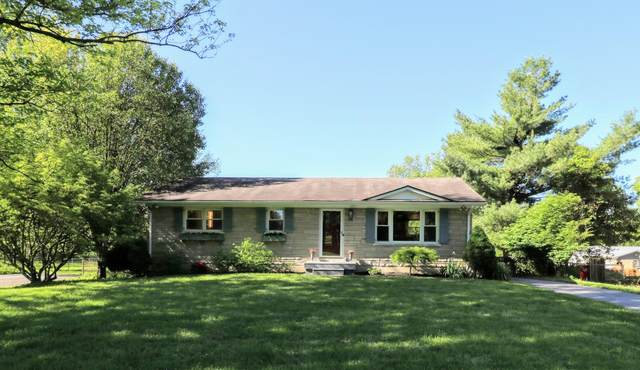 1149 Delaney Ferry Road, Nicholasville, KY 40356 (MLS #20109094) :: Better Homes and Garden Cypress