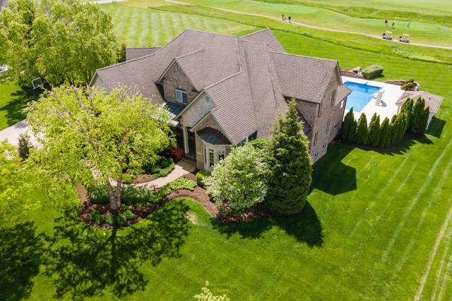 203 Golf Club Drive, Nicholasville, KY 40356 (MLS #20109095) :: Better Homes and Garden Cypress