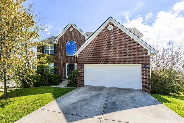 344 Timothy Drive, Nicholasville, KY 40356 (MLS #20109100) :: Better Homes and Garden Cypress