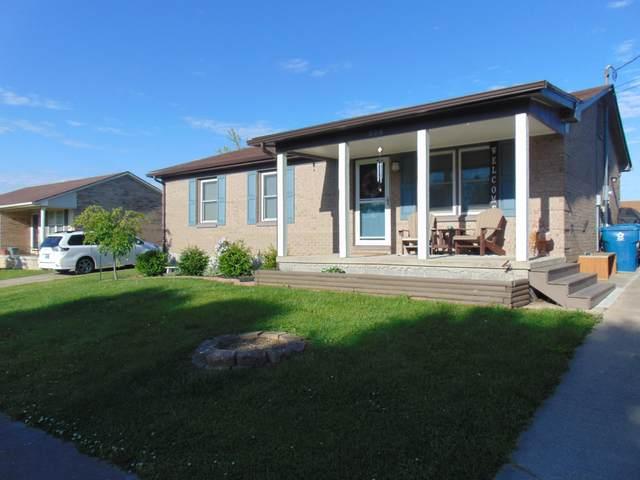 206 Daisy Street, Harrodsburg, KY 40330 (MLS #20109189) :: Better Homes and Garden Cypress