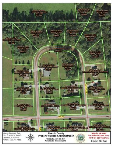99999 Hickory Circle, Hustonville, KY 40437 (MLS #20109325) :: Robin Jones Group