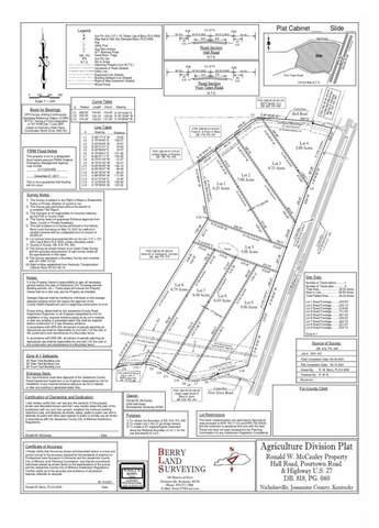 5 Hall Road, Nicholasville, KY 40356 (MLS #20109696) :: The Lane Team