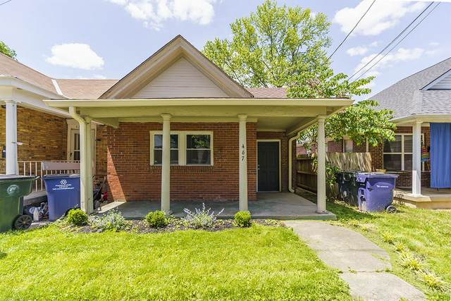 467 N Uppper Street, Lexington, KY 40508 (MLS #20110211) :: Robin Jones Group