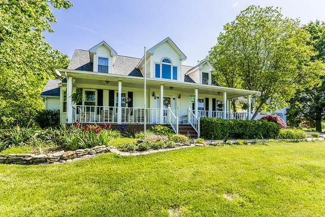 744 River Hill Drive, Richmond, KY 40475 (MLS #20110218) :: Nick Ratliff Realty Team