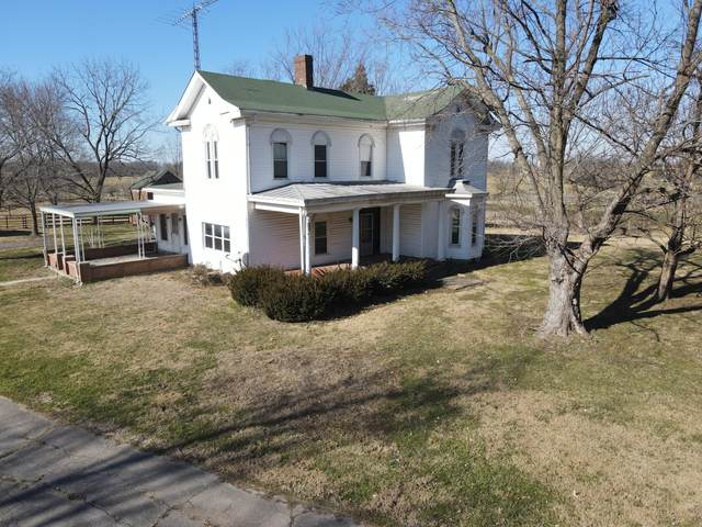 1522 Clintonville Road, Paris, KY 40361 (MLS #20110308) :: Better Homes and Garden Cypress