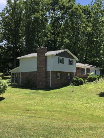 298 Ruffian Trail, Corbin, KY 40701 (MLS #20110446) :: The Lane Team
