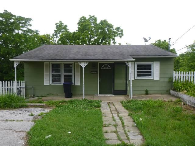 138 Allnutt Drive, Frankfort, KY 40601 (MLS #20110451) :: The Lane Team