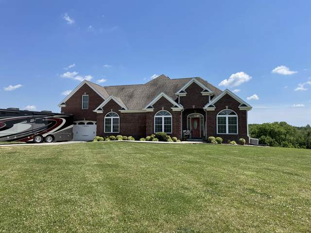 6595 Mt Sterling Road, Winchester, KY 40391 (MLS #20110681) :: The Lane Team