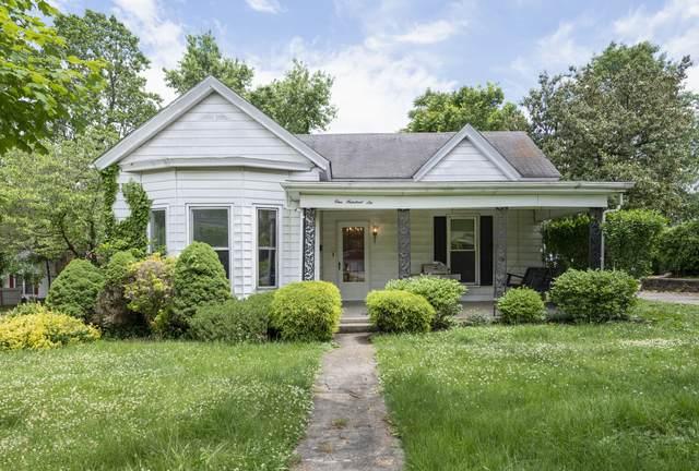 106 N North 3rd Street Street, Nicholasville, KY 40356 (MLS #20110737) :: Robin Jones Group
