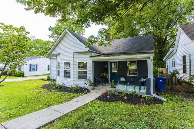 106 Walnut Street, Berea, KY 40403 (MLS #20110788) :: Better Homes and Garden Cypress