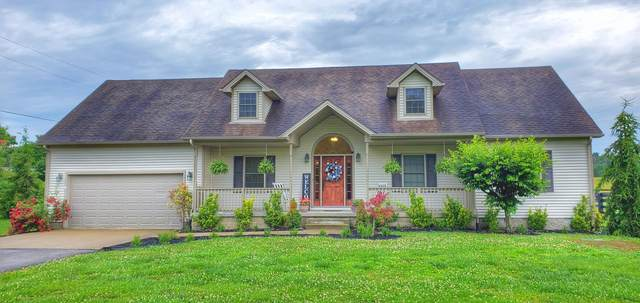 1643 Peggy Flats Road, Paint Lick, KY 40461 (MLS #20110923) :: Nick Ratliff Realty Team