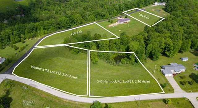 200 Hemlock Way, Morehead, KY 40351 (MLS #20111003) :: Nick Ratliff Realty Team