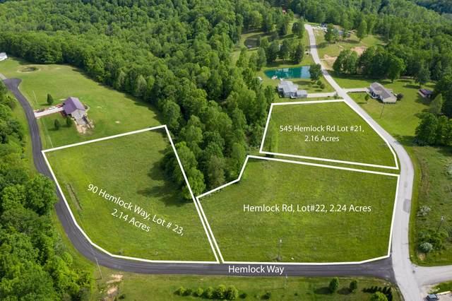 22 Hemlock View Road, Morehead, KY 40351 (MLS #20111005) :: Nick Ratliff Realty Team