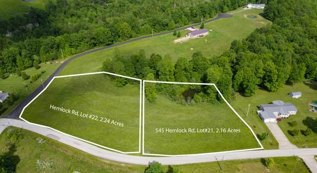 545 Hemlock View Road, Morehead, KY 40351 (MLS #20111007) :: Nick Ratliff Realty Team