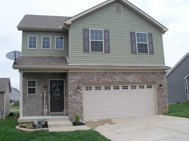 103 Rich Lane, Georgetown, KY 40324 (MLS #20111030) :: Better Homes and Garden Cypress