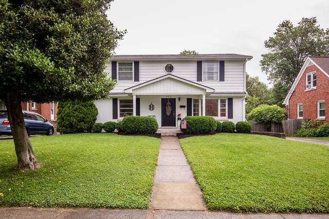 493 Hill N Dale Road, Lexington, KY 40503 (MLS #20111036) :: Nick Ratliff Realty Team