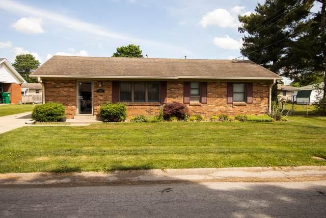 600 Willow Court, Harrodsburg, KY 40330 (MLS #20111065) :: Robin Jones Group