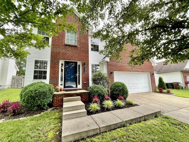 725 Lauren Drive, Nicholasville, KY 40356 (MLS #20111131) :: Better Homes and Garden Cypress