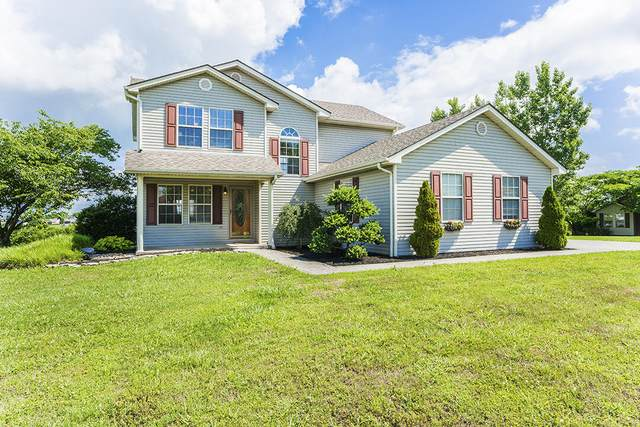 1072 Breezy Lane, Berea, KY 40403 (MLS #20111136) :: Better Homes and Garden Cypress