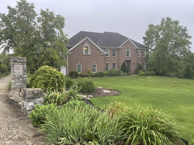 129 Stirling Lane, Nicholasville, KY 40356 (MLS #20111234) :: Better Homes and Garden Cypress