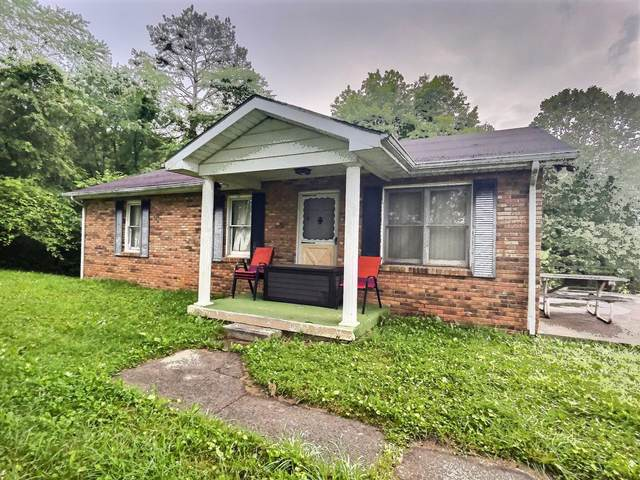 282 Hazelwood Road, Annville, KY 40402 (MLS #20111252) :: Better Homes and Garden Cypress