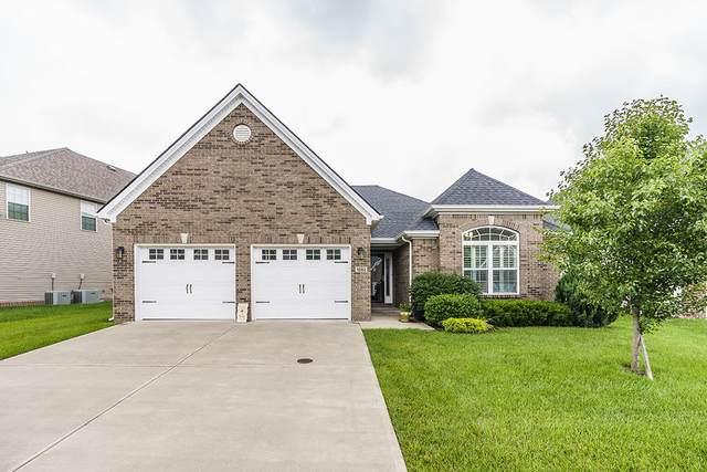 1862 Rachels Run, Lexington, KY 40509 (MLS #20111268) :: Better Homes and Garden Cypress