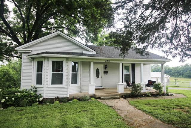 303 Crab Orchard Road, Lancaster, KY 40444 (MLS #20111269) :: Better Homes and Garden Cypress
