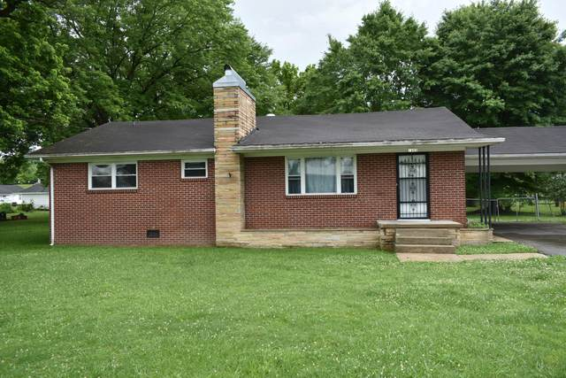 1603 Winchester Avenue, Middlesboro, KY 40965 (MLS #20111307) :: The Lane Team