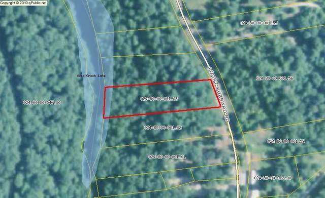 Lot 3 Fount Hubbard Road, London, KY 40741 (MLS #20111378) :: Better Homes and Garden Cypress