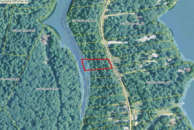Lot 6 Fount Hubbard Road, London, KY 40741 (MLS #20111384) :: Better Homes and Garden Cypress