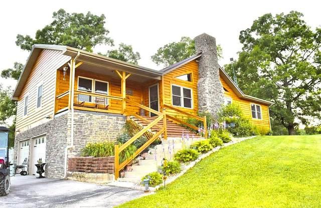 415 Gales Trail, Jeffersonville, KY 40337 (MLS #20111458) :: Nick Ratliff Realty Team