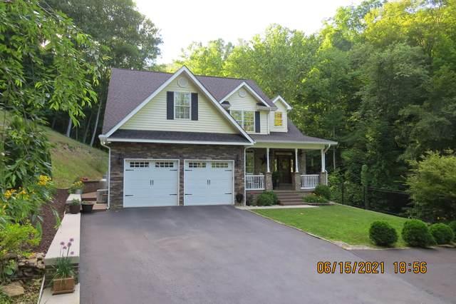 109 Blanton Drive, Harlan, KY 40831 (MLS #20111520) :: Nick Ratliff Realty Team