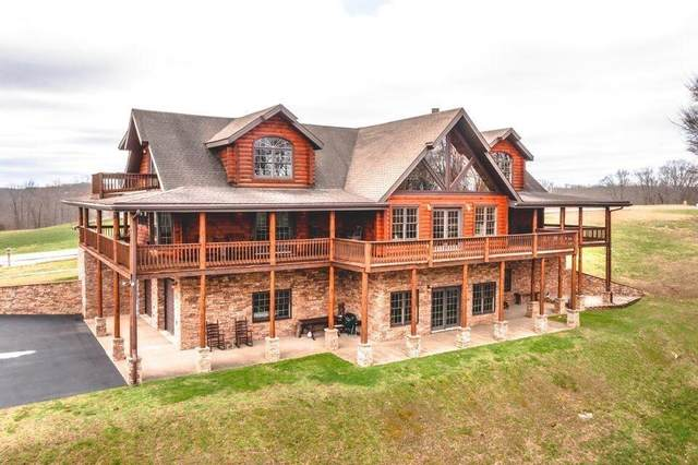 921 Hickory Point Drive, Monticello, KY 42633 (MLS #20111563) :: Nick Ratliff Realty Team