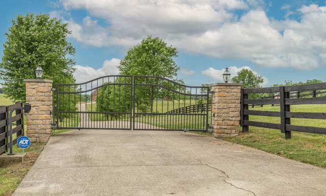 2955 Mcclure Road, Winchester, KY 40391 (MLS #20111628) :: The Lane Team