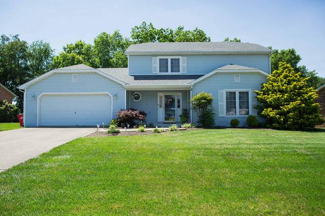 721 Isaac Shelby Circle, Frankfort, KY 40601 (MLS #20111684) :: The Lane Team