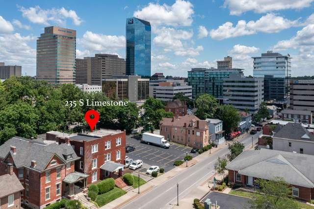 235 S Limestone, Lexington, KY 40508 (MLS #20111713) :: Robin Jones Group