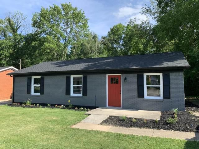 682 Cottonwood Drive, Richmond, KY 40475 (MLS #20111868) :: Better Homes and Garden Cypress