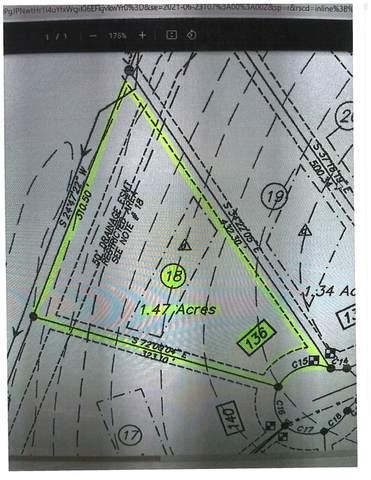 136 Seven Oaks Drive, Richmond, KY 40475 (MLS #20111902) :: Better Homes and Garden Cypress