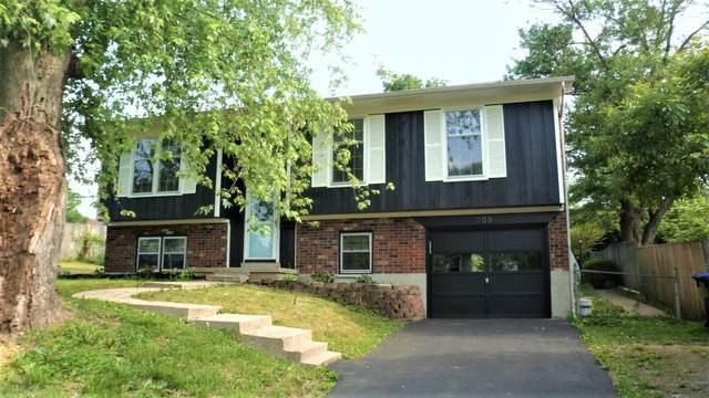 203 Hawthorne Drive, Frankfort, KY 40601 (MLS #20111925) :: Robin Jones Group
