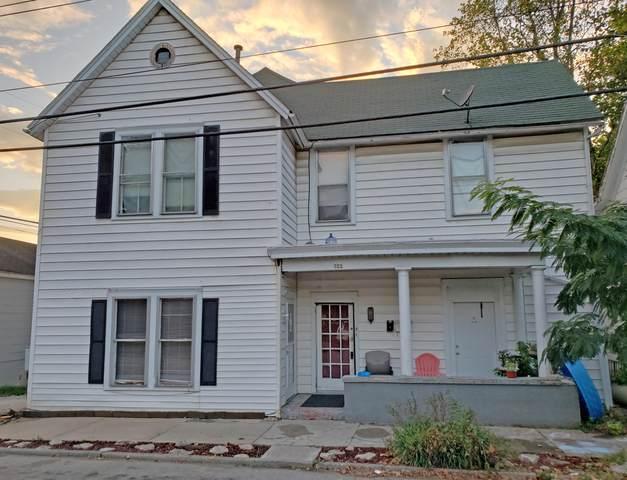 322 Logan Street, Frankfort, KY 40601 (MLS #20111992) :: Vanessa Vale Team