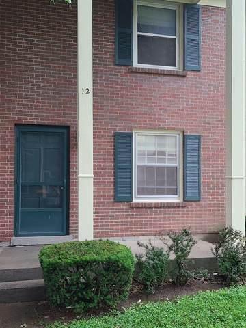1435 N Forbes Road #12, Lexington, KY 40511 (MLS #20112032) :: Vanessa Vale Team