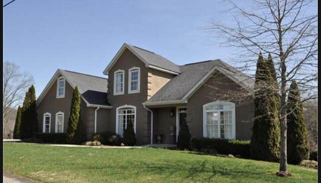 3506 Clubhouse Drive, Somerset, KY 42503 (MLS #20112535) :: The Lane Team